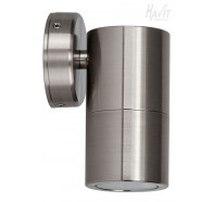 Havit HV1107GU10T Tivah 316 Stainless Steel TRI Colour Fixed Down Wall Pillar Light