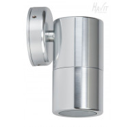 Havit HV1167 GU10 240V Sliver Single Fixed Wall Pillar Light