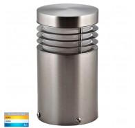 Havit HV1605T-SS316-12V Mini 316 Stainless Steel TRI Colour LED Bollard Light