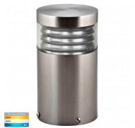 Havit HV1615T-SS316-240V Mini 316 Stainless Steel Louvred LED Bollard Light