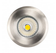 Havit HV1831 Klip 240V 316 Stainless Steel 7W LED Round Inground Light