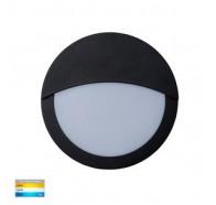 Havit HV36012T-BLK Roto Black Tri Colour 10w LED Bunker Light with Eyelid