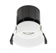 Havit HV5513T-WHT Prime White Fixed Deep Tri Colour 12W LED Downlight