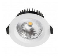 Havit HV5530T-WHT Ora White TRI Colour 12w Fixed LED Downlight