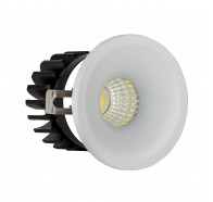 Havit HV5702-WHT Niche White Round Mini 3W LED Downlight