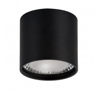 Havit HV5802T-BLK Nella Black Surface Mounted Tri Colour 7W LED Downlight