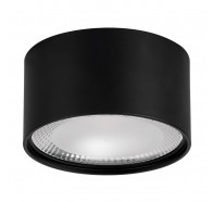 Havit HV5805T-BLK Nella Black Surface Mounted Tri Colour 18W LED Downlight