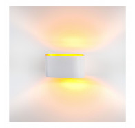 Havit HV8028-WHT Concept White Aluminium LED Wall Light