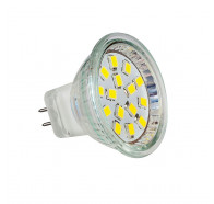 Havit HV9311 2W MR11 LED Globe