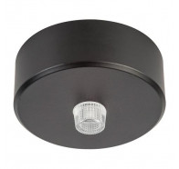 Havit HV9705-7023 70mm Surface Mounted Black Round Canopy