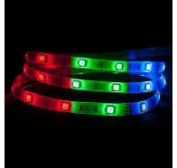 Havit HV9750-IP20-30-RGB - 7.2W IP20 RGB Multicolour 1 Metre LED Strip Light