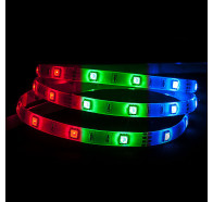 Havit HV9750-IP54-30-RGB - 7.2W IP54 RGB Multicolour 1 Metre LED Strip Light