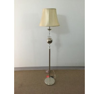 Fiorentino Linda 1 Light Crystal Floor Lamps