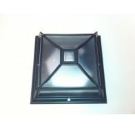 Fiorentino BK 501CO 1 Light Exterior Wall Bracket