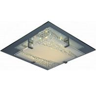 V & M Lordes Crystal LED Oyster 34cm