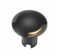 Telbix Luc 2x3W LED Exterior InGround or Wall Light