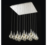 Fiorentino Grape 16 Light LED Pendant