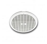 Ventair Gyro 200mm White Exhaust Fan