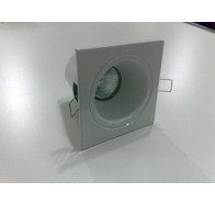 Fiorentino Raya White Square Downlight