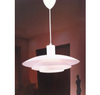 Fiorentino 1 Light Rolux Pendant