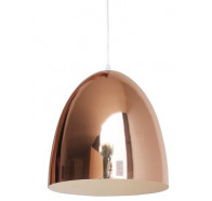 Fiorentino Serena 1 Light Copper Pendant