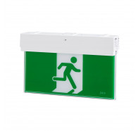 Martec Tradetec 3W Emergency LED Slimline Exit Light