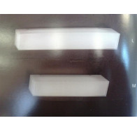 Fiorentino VA4881 Medium Murano Glass Vanity Wall Light