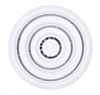 Ventair Sierra 250 - Builders Choice 295mm Cut-out Round Exhaust Fan - White
