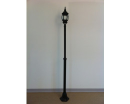 Fiorentino Slim Post 1 Light Post Light