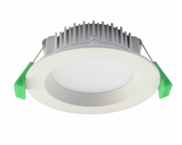 Martec Tradetec Arte 13W Dimmable LED Downlights Kit in White