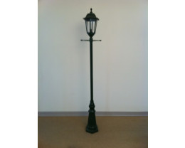 1 Light Post Lantern Coach Light