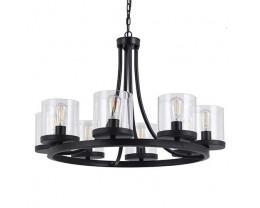 Telbix Largo 8 Light Pendant Light