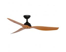 "Martec Malibu 52"" (1320mm) DC ABS 3 Blade Ceiling Fan with Remote Control"