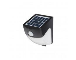 Martec Atlas 3W Solar Wall Light with PIR Sensor