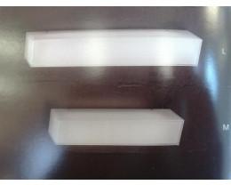 Fiorentino VA4881 Medium Murano Glass Vanity Wall Light